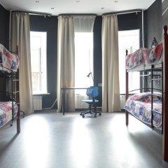 Hostel Racing Paradise Кровать в общем номере с двухъярусной кроватью фото 12