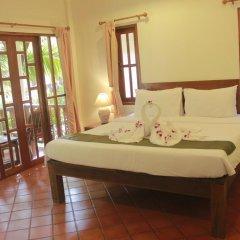 Отель Bangtao Village Resort 3* Номер Делюкс с двуспальной кроватью фото 5