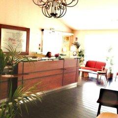 Отель Hôtel Résidence Les Pins Galants Toulouse-Tournefeuille Франция, Турнефёй - отзывы, цены и фото номеров - забронировать отель Hôtel Résidence Les Pins Galants Toulouse-Tournefeuille онлайн интерьер отеля