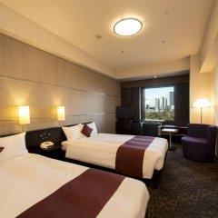 Hotel Villa Fontaine Tokyo-Shiodome 3* Стандартный номер с 2 отдельными кроватями фото 13