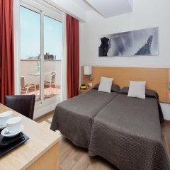 Hotel Sagrada Familia 3* Улучшенный номер с различными типами кроватей фото 7