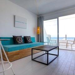 Отель Santos Ibiza Suites Полулюкс с различными типами кроватей фото 3