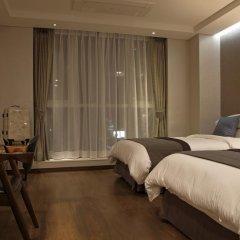 Ocloud Hotel Gangnam 3* Номер Делюкс с 2 отдельными кроватями фото 4