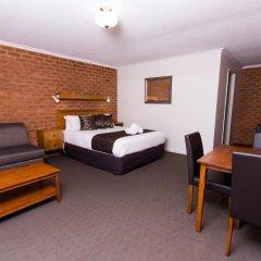 Отель Advance Motel 3* Представительский люкс с различными типами кроватей фото 3