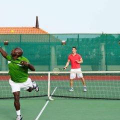 Отель Hyatt Regency Dubai спортивное сооружение