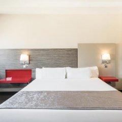 Отель ILUNION Barcelona 4* Стандартный номер с различными типами кроватей фото 28