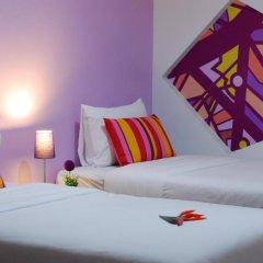 Отель 63 Bangkok Boutique Bed & Breakfast 2* Стандартный номер с двуспальной кроватью фото 2