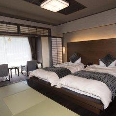 Отель Kinunokeikoku Hekiryu Никко комната для гостей фото 3