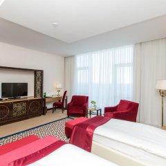 Гостиница KADORR Resort and Spa 5* Улучшенный номер с 2 отдельными кроватями фото 4