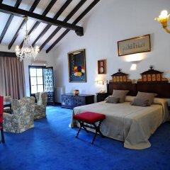 Отель San Román de Escalante 4* Улучшенный номер с различными типами кроватей фото 2