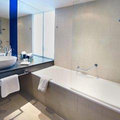 Отель Hilton Manchester Deansgate 4* Номер Делюкс фото 3