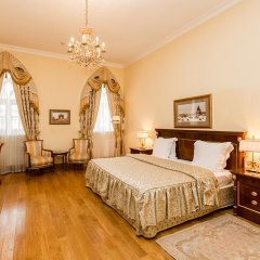 Гостиница Петровский Путевой Дворец 5* Улучшенный номер с двуспальной кроватью