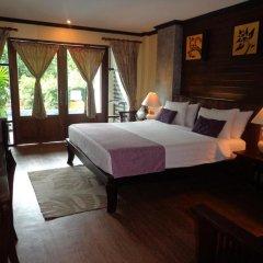 Отель Seashell Resort Koh Tao 3* Стандартный номер с различными типами кроватей фото 5