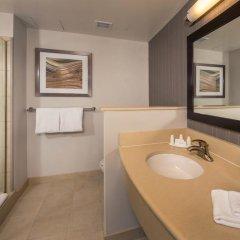 Отель Courtyard Washington, DC/U.S. Capitol 3* Стандартный номер с различными типами кроватей фото 3