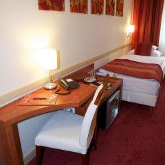 Hotel City Inn 4* Улучшенный номер с различными типами кроватей фото 5