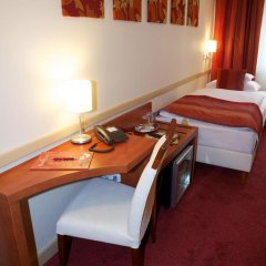 Hotel City Inn 4* Улучшенный номер фото 5