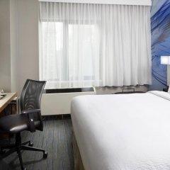 Отель Courtyard New York Downtown Manhattan/World Trade Center 3* Стандартный номер с различными типами кроватей