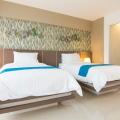 Отель The Phu Beach Hotel Таиланд, Краби - отзывы, цены и фото номеров - забронировать отель The Phu Beach Hotel онлайн комната для гостей фото 4