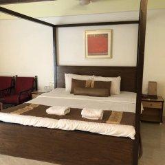 Отель Alegria - The Goan Village 2* Номер Делюкс с двуспальной кроватью фото 9