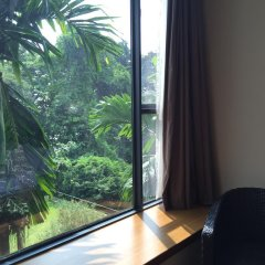 Отель Siloso Beach Resort, Sentosa 3* Номер Делюкс с различными типами кроватей фото 4
