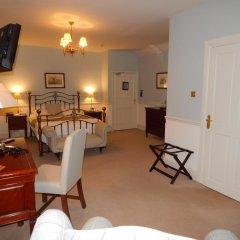 Отель Burythorpe House комната для гостей