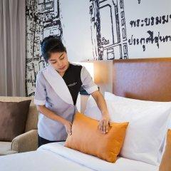 Отель Grand Mercure Bangkok Fortune удобства в номере фото 2
