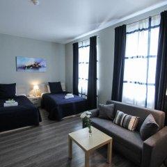 Гостиница Вилла роща 2* Номер Делюкс с разными типами кроватей фото 3