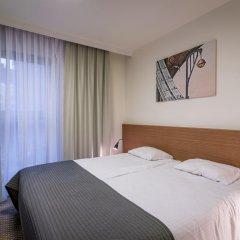Отель Invite Wroclaw 4* Люкс с различными типами кроватей фото 2