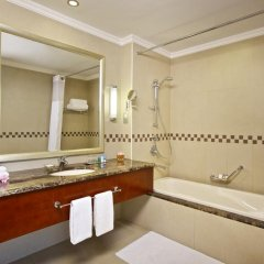 Отель Doubletree By Hilton Ras Al Khaimah 4* Номер Делюкс с различными типами кроватей фото 3