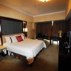 Shan Dong Hotel 4* Номер Делюкс с различными типами кроватей фото 4