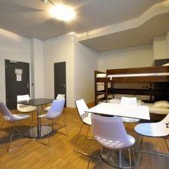 Five Elements Hostel Leipzig Кровать в общем номере с двухъярусной кроватью фото 2