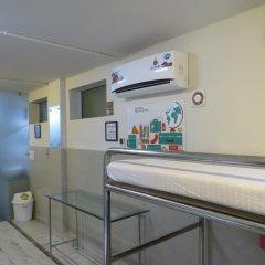 Отель Smyle Inn 2* Кровать в женском общем номере с двухъярусной кроватью фото 3