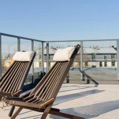 Апартаменты The APARTMENTS company - Majorstuen балкон