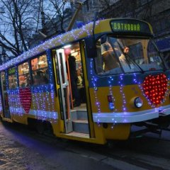 Апартаменты Lotos for You Apartments Николаев городской автобус