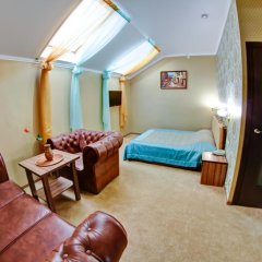 Гостевой дом Звезда Стандартный номер с различными типами кроватей фото 5