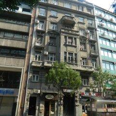Authentic Belgrade Centre Hostel Стандартный номер с различными типами кроватей фото 9