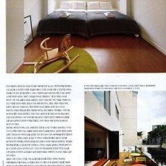 Отель YE'4 Guesthouse 2* Стандартный семейный номер с двуспальной кроватью (общая ванная комната) фото 9