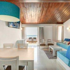 Отель 3HB Golden Beach Улучшенные апартаменты с различными типами кроватей фото 3