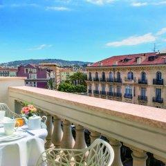 Отель Boscolo Exedra Nice, Autograph Collection 5* Стандартный номер с различными типами кроватей фото 6