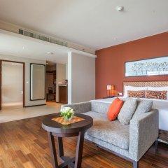 Отель Crowne Plaza Phuket Panwa Beach 5* Номер категории Премиум с двуспальной кроватью фото 2