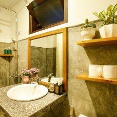 Отель Mr Tho Garden Villas 2* Бунгало с различными типами кроватей фото 5