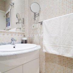 Отель Friendly Rentals Génova Испания, Мадрид - отзывы, цены и фото номеров - забронировать отель Friendly Rentals Génova онлайн ванная фото 2