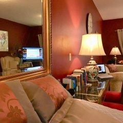 Отель Dickinson Guest House 3* Стандартный номер с различными типами кроватей фото 12