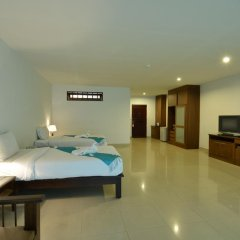 Отель Wongamat Privacy Residence & Resort 3* Номер Делюкс фото 20