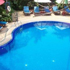 Отель Bophut Beach Tiny Resort Самуи бассейн фото 2