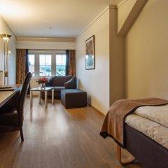 Thon Hotel Baronen 3* Стандартный номер с двуспальной кроватью фото 8