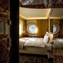 Отель Lamée 5* Улучшенный номер с различными типами кроватей фото 7