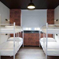 Room007 Ventura Hostel Кровать в общем номере с двухъярусной кроватью фото 4