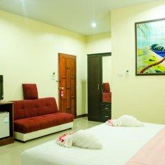 Отель Lanta Justcome 2* Улучшенный номер фото 24