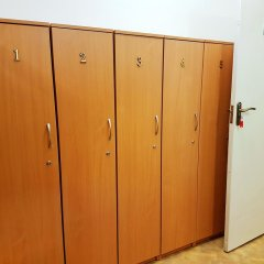 Гостиница Hostel Uyt In Kursk в Курске отзывы, цены и фото номеров - забронировать гостиницу Hostel Uyt In Kursk онлайн Курск сейф в номере